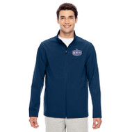 EDN Team 365 Men's Leader Soft Shell Jacket - Navy (EDN-012-NY)