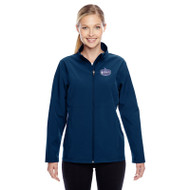 EDN Team 365 Ladies' Leader Soft Shell Jacket - Navy (EDN-032-NY)