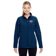 EDN Team 365 Ladies' Leader Soft Shell Jacket - Navy (EDN-032-NY)