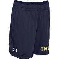 TMS Under Armour Youth Team Raid Short - Navy