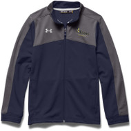 TMS Under Armour Youth Futbolista Jacket - Navy