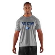 MHS Under Armour Men's Short Sleeve Locker T-Shirt - True Grey (MHS-009-GY)