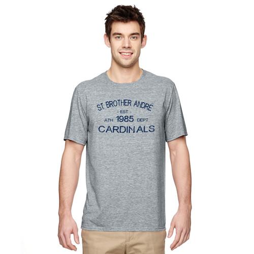 SBA Short Sleeve Gildan Performance T-Shirt Unisex - Mandatory (SBA-161-GY)