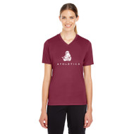 BCI Team 365 Women's Zone Performance T-Shirt - Maroon (BCI-031-MA)