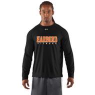 HCI Under Armour Men's Dri-fit Harbord Fitness Long Sleeve T-Shirt - Black (HCI-002-BK)