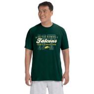 HTC Gildan Adult Performance T-Shirt - Forest Green