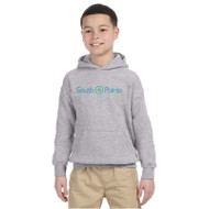 ESP Gildan Youth Heavy Blend Hoody - Grey (ESP-046-GY)