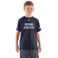 EMP Under Armour Youth Short Sleeve Locker T - Navy (EMP-042-NY)