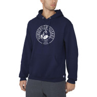 HSS Russell Men's Dri-Power Fleece Hoodie - Navy (HSS-011-NY)