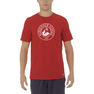 HSS Russell Men's Essential Cotton Tee - Red (HSS-014-RE)
