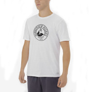 HSS Russell Men's Essential Cotton Tee - White (HSS-014-WH)