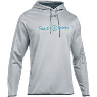 ESP Under Armour Men's Double Threat Fleece Hoody - Grey (ESP-006-GY)