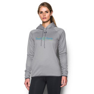 ESP Under Armour Women's Double Threat Fleece Hoody - Grey (ESP-023-GY)