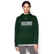 LSS Under Armour Women's Storm Hoody - Forest Green (LSS-021-FO)