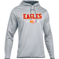 ESS Under Armour Men's Double Threat Hoodie - True Grey (ESS-001-TG)