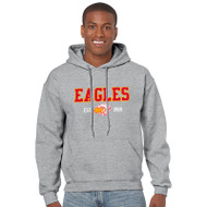 ESS Gildan Men's Heavy Blend Hoodie - Sport Grey (ESS-011-SG)
