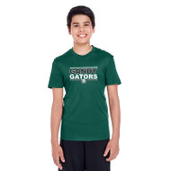 GSP Team 365 Youth Zone Performance T-Shirt - Forest green (GSP-047-FO)