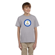 SCS Gildan Youth Ultra Cotton Short Sleeves T-Shirt - Sport Grey (SCS-046-GY)