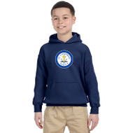 SCS Gildan Youth Heavy Blend Hoodie - Navy (SCS-049-NY)