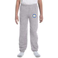 SCS Gildan Youth Heavy Blend Sweatpants - Sport Grey (SCS-146-GY)