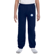 SCS Gildan Youth Heavy Blend Sweatpants - Navy (SCS-146-NY)