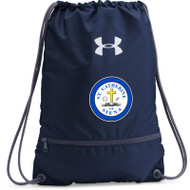 SCS Under Armour Team Sackpack - Navy (SCS-051-NY-OS)