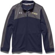 TMS Under Armour Futbolista Youth Jacket - Navy (TMS-045-NY)