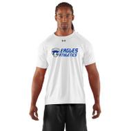 FBS Under Armour Men's Locker Tee Short Sleeve - White (FBS-201-WH)