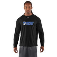 FBS Under Armour Men's Locker Tee Long Sleeve - Black (FBS-202-BK)