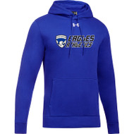 FBS Under Armour Men's Hustle Hoodie - Royal (FBS-203-RO)