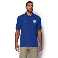 FBS Under Armour Men's Performance Polo - Royal (FBS-204-RO)