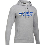 FBS Under Armour Men's Hustle Hoodie - True Grey (FBS-203-GY)