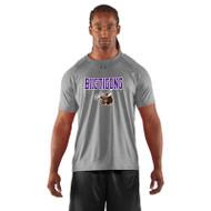 BNE Under Armour Mens's Short Sleeve Locker T-shirt - True Grey (BNE-001-TG)