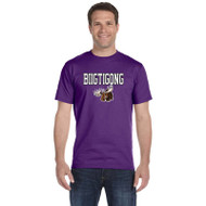 BNE Gildan Adult DryBlend Short Sleeve T-Shirt - Purple (BNE-011-PU)