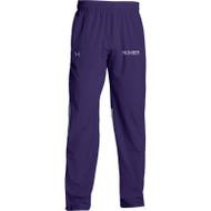 BNE Under Armour Men's Squad Woven Warm-Up Pant - Purple (BNE-004-PU)