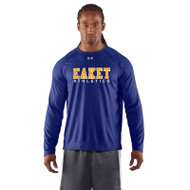 WCE Under Armour Men's Long Sleeve Locker T - Royal (WCE-002-RO)