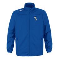 WCE CCM Men's Skate Suit Jacket - Royal (WCE-011-RO)