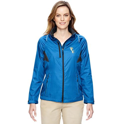 WCE Ash City Women's Sustain Jacket -Royal