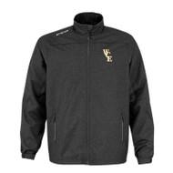 WCE CCM Men's Skate Suit Jacket - Black