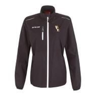 WCE CCM Women's Skate Suite Jacket - Black
