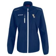 WCE CCM Women's Skate Suite Jacket - Navy