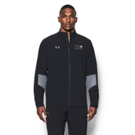 GPH Men's Under Armour Squad Woven Warm-Up Jacket - Black (GPH-001-BK)