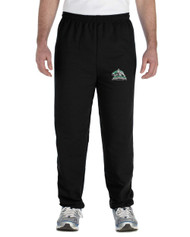 Calderstone Gildan Heavy Blend Sweatpants - Black