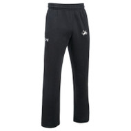 DHS Under Armour Men's Hustle Fleece Pant - Black (DHS-006-BK)