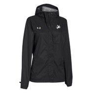DHS Under Armour Women's Storm Rain Jacket - Black (DHS-024-BK)