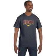 TSS Gildan Men's Cotton T shirt - Charcoal (TSS-013-CH)