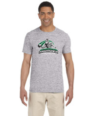 Calderstone Gildan Softstyle® 4.5 oz. Men's T-Shirt - Sport Grey