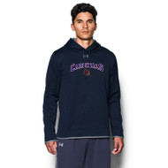 SBA Under Armour Men's Double Threat Fleece Hoody - Optional (SBA-064)