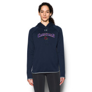 SBA Under Armour Women's Double Threat Fleece Hoody - Optional (SBA-065)