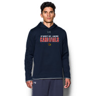 SBA Under Armour Men's Double Threat Armour Fleece Hoody - Optional (SBA-066)